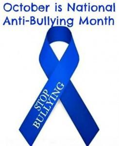Stomp Out Bullying Spirit Week!