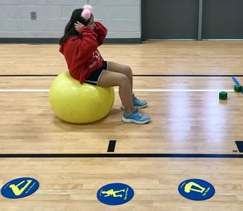 PE Class - Mrs. Caleigh Pigg