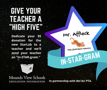 StarLab Campaign High Five Challenge