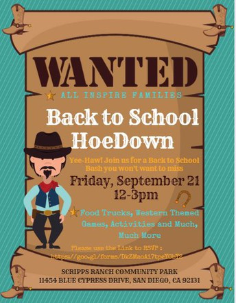 Howdy Partners! Mosey on Down to the Best Hoedown this side of the Mason-Dixon.