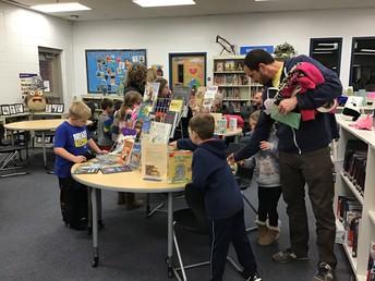 Book Sponsorship in the LMC