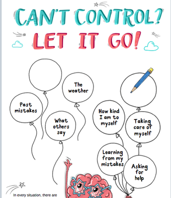 Can't Control?  Let It Go!