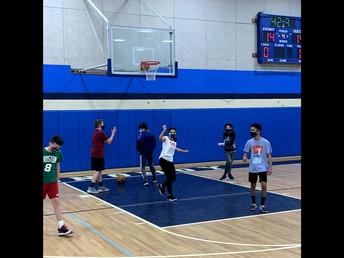 B-ball in PE