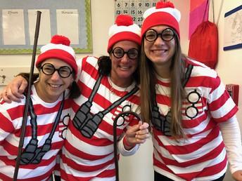 T 3 Teachers! Mrs. Costa, Mrs. Overbey, Ms. Fowle