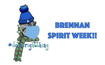 Spirit Week is HERE!!!