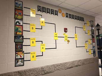 March Madness in Kindergarten