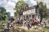What are the New England Colonies?
