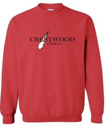 Crestwood PTA Spirit Wear on SALE~