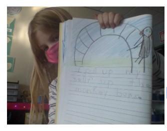 Sylvie, 1st Grade
