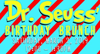 Dr. Seuss - March 2nd
