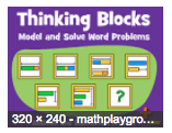 Thinking Blocks: Addition and Subtraction