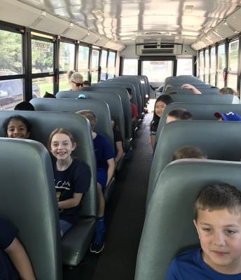 2nd Grade Field Trip!