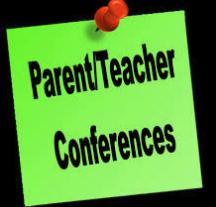 Parent Teacher Conferences Online Sign Up!