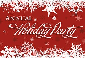 HOLIDAY LUNCHEON AND ANNUAL AWARDS