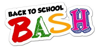 Back to School Bash - TONIGHT 9/14!