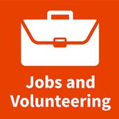 Job, Internship, Volunteer Opportunities
