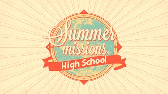 2019 Summer Missions Trip Informational Meeting