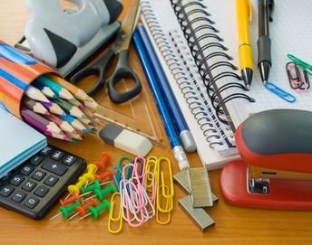 SCHOOL SUPPLIES FOR 2020 - 2021