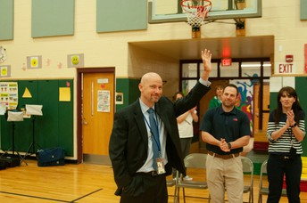 Dr. Sanville Renews Contract for Five More Years as Superintendent