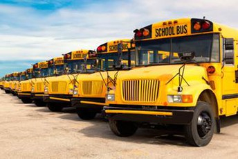 If the Levy Passes...Busing Service Will Be Restored