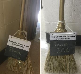Golden Broom Award