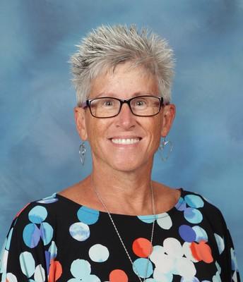 Mrs. St.John, Media Specialist