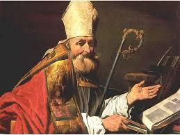Saint Ambrose / 4th Century Bishop of Milan