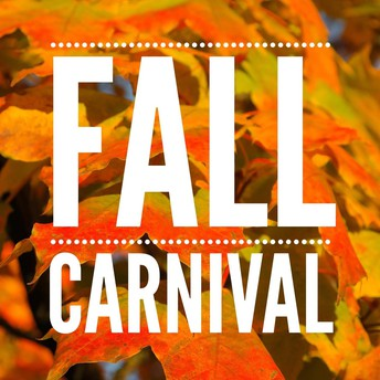 Fall Carnival Flyer Contest Deadline is Tomorrow