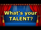 What's Your Talent?