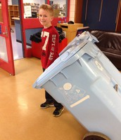Recycling Leaders at Ecole Dickinsfield