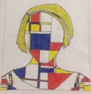 Artist of the Week - Evelyn B (5/6S)
