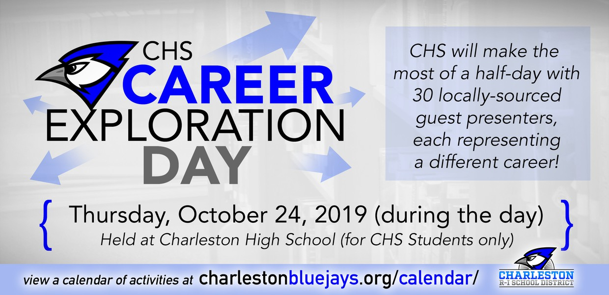 Career Exploration Day promotion