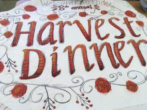 Annual Garden Dinner