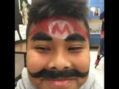 It's a me, Mario!!
