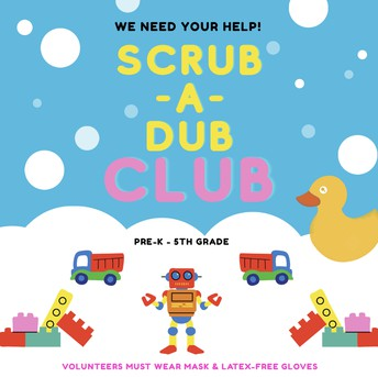 Scrub-a-Dub Club