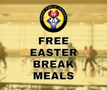 FREE Distance Learning and Easter Break Meals