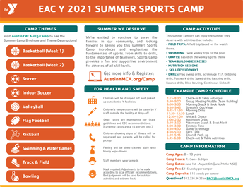 Extend A Care Summer Sports Camp