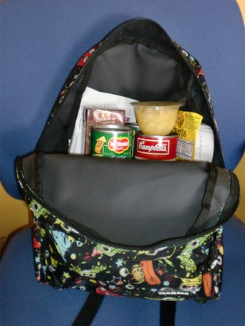 Introducing our new Backpack Food Program called Panther Packs!