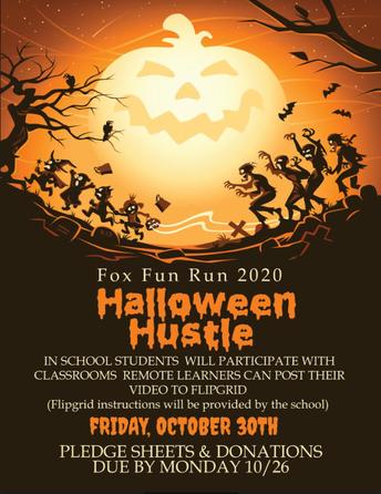 Halloween Hustle Fun Run