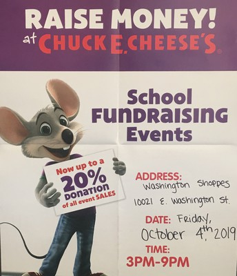Chuck E. Cheese Night