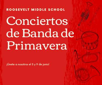 Conciertos de Banda