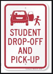 Drop-Off and Pick-Up Procedures: