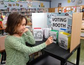 Voting for California Young Reader Medalists