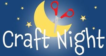 PTA Family Craft Night
