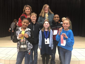 UIL Art Sweeps Competition