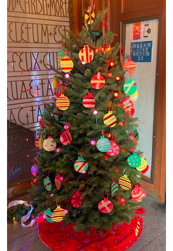 SVDP Giving Tree