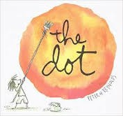 Dot Day is coming! We will celebrate Dot Day on Friday, September 14th