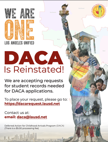We Can Support Your DACA Application