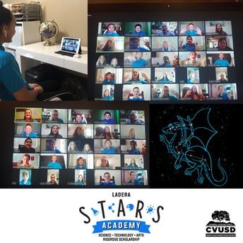 ¡Despegar! Nuestra Ladera STARS Academy Dragons se convierte en parte de la historia