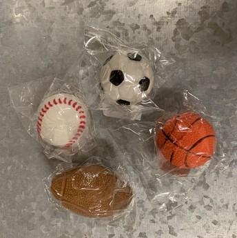 Sports Ball Erasers